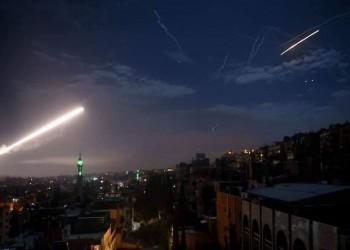 قصف جديد لدمشق واتهامات لإسرائيل بتنفيذه