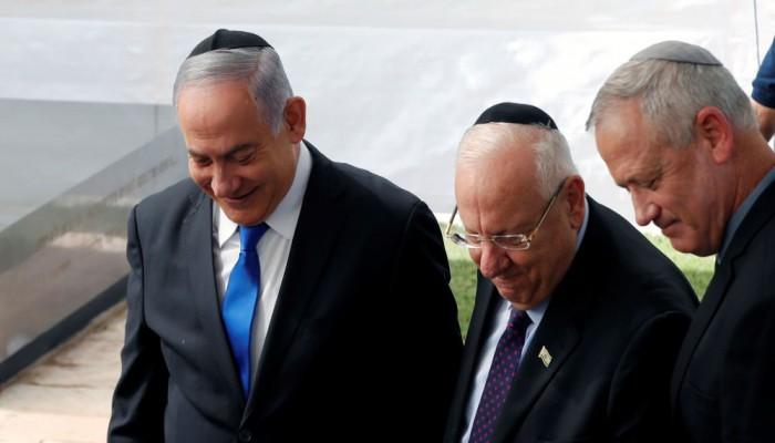 فشل اجتماع نتنياهو وغانتس لتشكيل حكومة إسرائيل