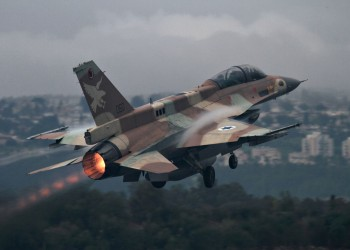 إسرائيل تعترف بقصف دمشق فجر الأربعاء: دمرنا أهدافا إيرانية