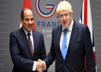 محمد علي: لهذه الأسباب على بريطانيا وقف دعمها للسيسي