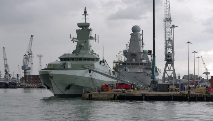 تدريب بحري مشترك بين السعودية والصين وسط التوترات بالخليج