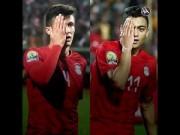 جماهير الكرة المصرية تتضامن مع عين معاذ