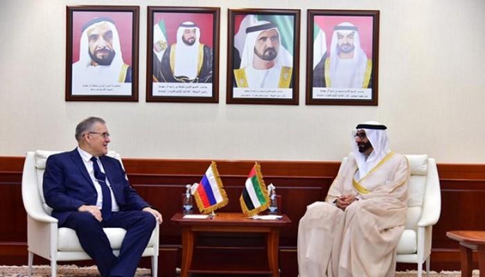 الإمارات تدرس مقترحات روسية لتخفيف التوتر بالخليج