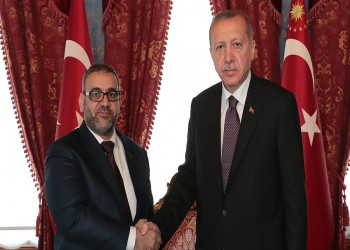 المشري يوضح طبيعة العلاقة بين تركيا وحكومة الوفاق الليبية