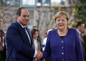 اتفاقيات بـ300 مليون يورو خلال زيارة السيسي لألمانيا