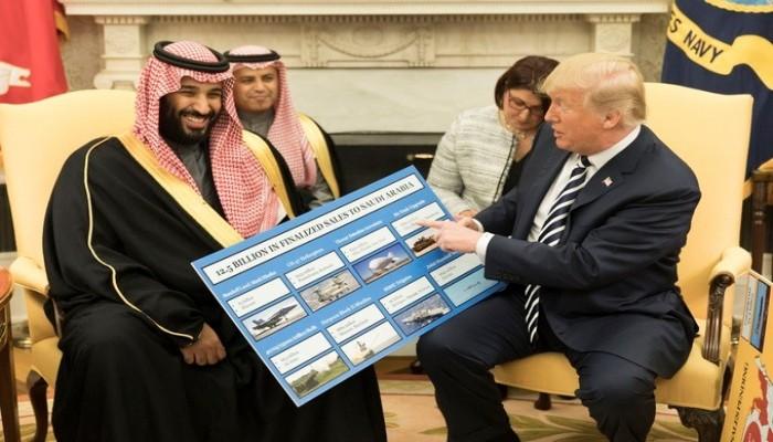 مبيعات الأسلحة الأمريكية.. إدمان يتجاوز عصر ترامب