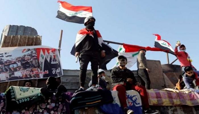 تواصل المظاهرات والاعتصامات في العراق لليوم 26 على التوالي