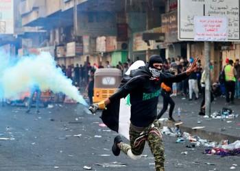 مقتل 5 متظاهرين وإصابة 38 خلال يومين بالعراق