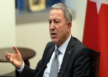 """وزير الدفاع التركي: سنفعّلمنظومة صواريخ """"إس-400"""""""