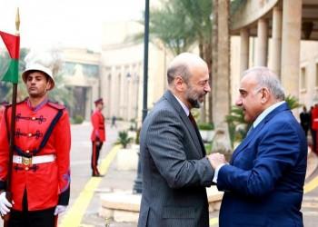 العراق والأردن يبحثان جهود مد خط أنبوب للنفط
