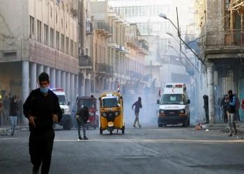 مقتل 4 متظاهرين وإصابة العشرات في العراق