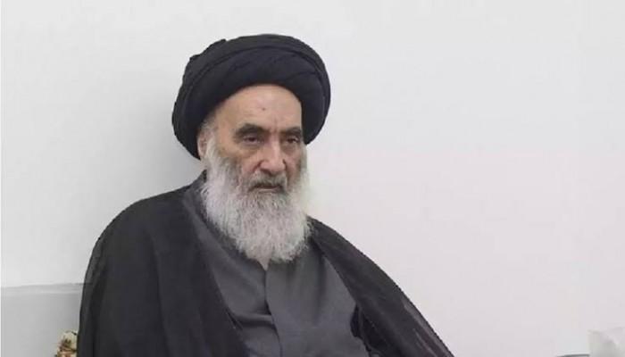 السيستاني: إصلاح قوانين الانتخاب سبيل وحيد لحل أزمة العراق