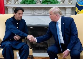 عمران خان وترامب يبحثان إفراج طالبان عن رهينتين غربيين