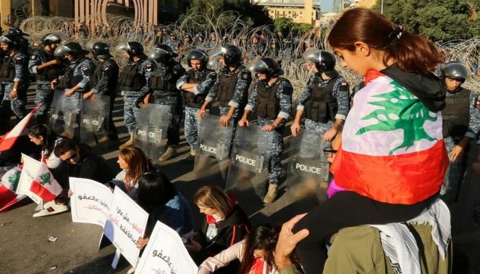 مستشار ماكرون: أزمة لبنان تواجه لامبالاة دولية