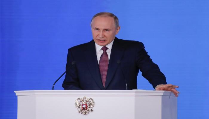 بوتين: سوريا كانت اختبارا جادا لمهنية قواتنا