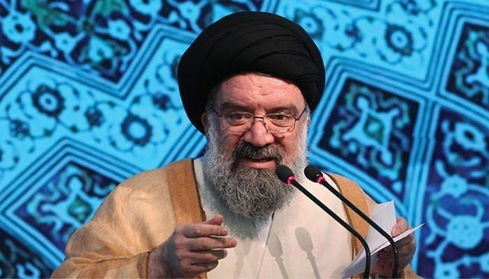 رجل دين إيراني يطالب بإعدام زعماء الاحتجاجات