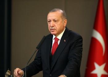 أردوغان: نبع السلام دمرت الممر الإرهابي على حدودنا الجنوبية