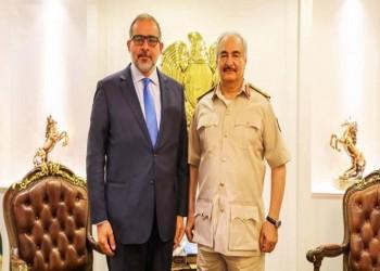 عارف النايض.. خيار أمريكي جديد لحل الأزمة الليبية