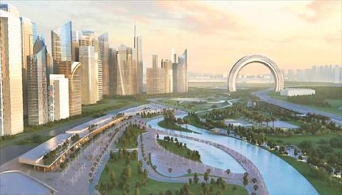 الحكومة المصرية: العاصمة الإدارية ذاتية التمويل