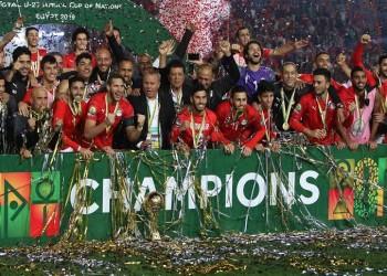 لاعبو مصر يسيطرون على تشكيلة منتخب أفريقيا تحت 23 عاما