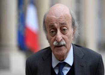 جنبلاط يتهم سفراء ووزراء أجانب بالتدخل في تشكيل حكومة لبنان