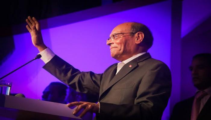المرزوقي يستقيل من حراك تونس وينسحب من الحياة السياسية