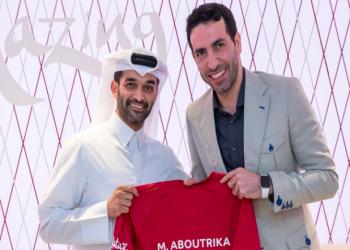 المصري محمد أبوتريكة سفيرا لمونديال قطر 2022