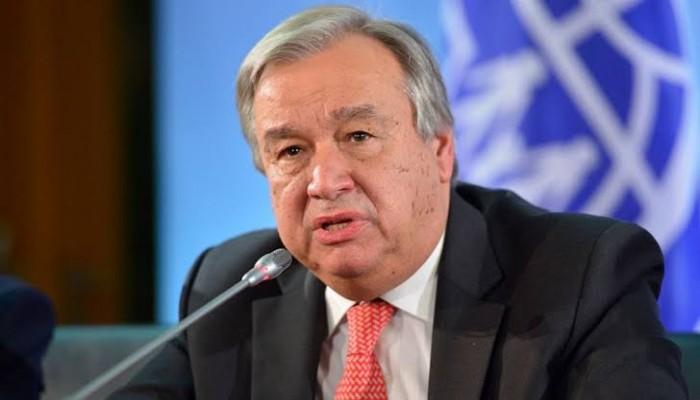 جوتيريش يتجه لمحادثات غير رسمية أملا في إعادة توحيد قبرص