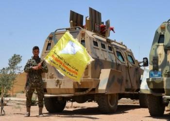 وفد قيادي من قوات سوريا الديمقراطية يزور السعودية
