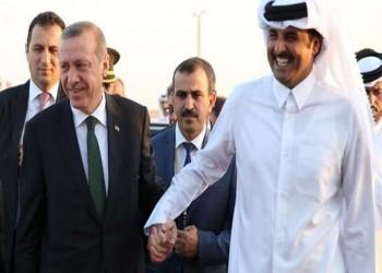 أردوغان: قطر قد تدعم توطين اللاجئين بالمنطقة الآمنة