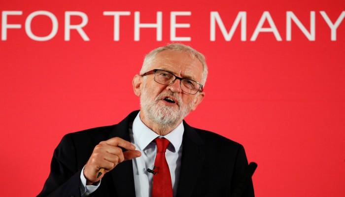 زعيم حزب العمال البريطاني يرفض الاعتذار إثر جدل حول معاداة السامية