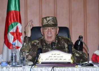 قائد الجيش الجزائري يتهم رموز النظام السابق بالاستنجاد بالخارج