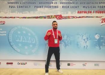 لاعب أردني يرفض مواجهة إسرائيلي ببطولة عالمية