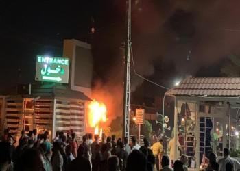 حظر التجوال في النجف بعد اقتحام وإحراق القنصلية الإيرانية