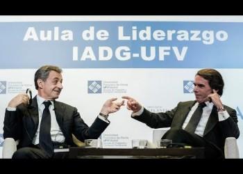 ساركوزي: محور العالم الأهم بات في الشرق وليس الغرب