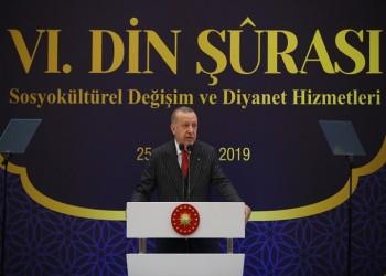 أردوغان يحذر من محاولات الشقاق بين المسلمين