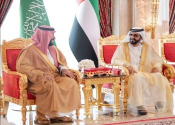 بن سلمان بضيافة حاكم دبي في ثاني أيام زيارته للإمارات