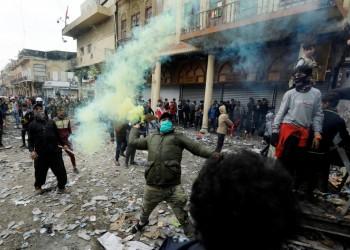 28 قتيلا في احتجاجات العراق بعد إحراق قنصلية إيران
