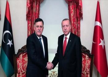 تركيا تبرم اتفاقا عسكريا جديدا مع حكومة الوفاق الليبية