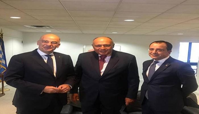 مصر واليونان وقبرص تعلن رفضها الاتفاق التركي الليبي