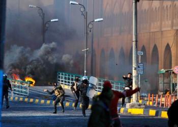 أكثر من 40 قتيلا في يوم دام لاحتجاجات العراق
