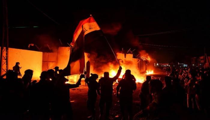 حرق قنصلية النجف.. هل تخلى الشيعة عن التضامن مع إيران؟