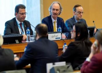 تبادل اتهامات في ختام الجولة الثانية للجنة الدستورية السورية