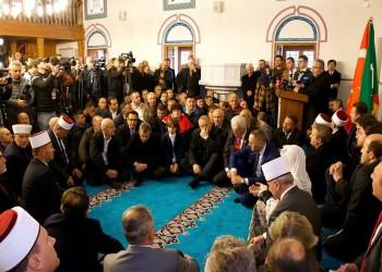 تركيا تعيد الأذان لمسجد مقدوني بعد غياب 107 أعوام