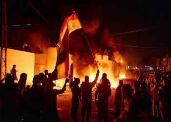 العراق: مجزرة الناصرية مقابل حرق القنصلية؟