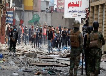 """القضاء العراقي يتوعد المعتدين على المتظاهرين بـ""""أشد العقوبات"""""""