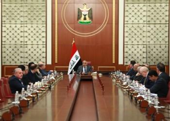 الحكومة العراقية تعقد جلسة استثنائية لمناقشة استقالتها