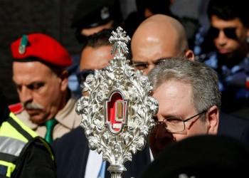 بأمر بابا الفاتيكان.. إعادة قطعة من أثر المسيح إلى بيت لحم
