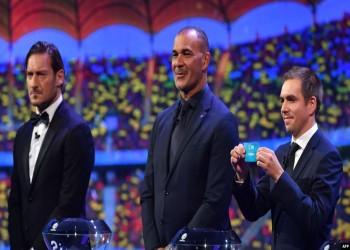 قرعة نهائيات كأس أوروبا 2020 تفرز مجموعة نارية