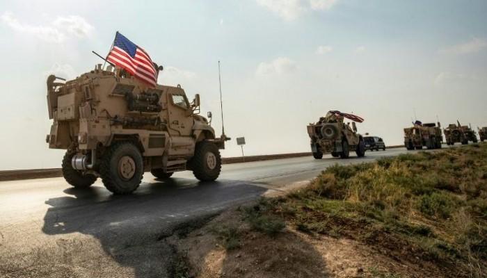 20 شاحنة عسكرية أمريكية تدخل سوريا قادمة من العراق